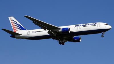 EI-DBF - Boeing 767-3Q8(ER) - Transaero Airlines