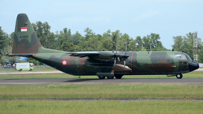 A-1326 - Lockheed C-130H-30 Hercules - Indonesia - Air Force