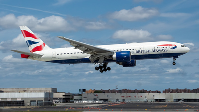 G-VIID - Boeing 777-236(ER) - British Airways