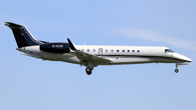 D-ASAP - Embraer ERJ-135BJ Legacy 650 - Air Hamburg