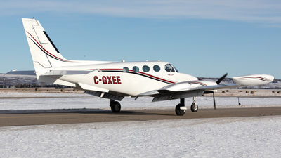 A picture of CGXEE - Cessna 340A - [340A0271] - © Mike MacKinnon
