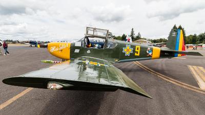 N823DJ - IAR-823 - Private