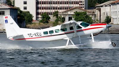 TC-KEU - Cessna 208 Caravan - Private