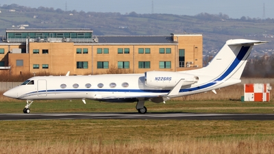 N226RS - Gulfstream G-IV(SP) - Private