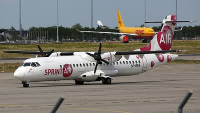SP-SPA - ATR 72-202(F) - SprintAir