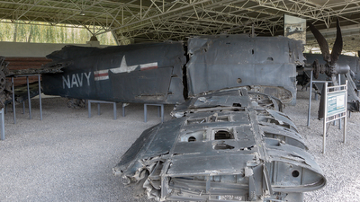 - Douglas AD-4(W) Skyraider - United States - US Navy (USN)
