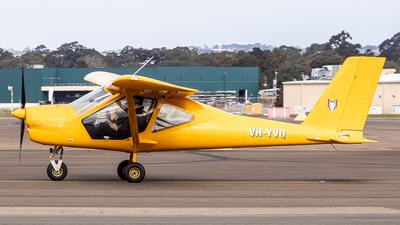 VH-YVQ - Aeroprakt A-32 - Soar Aviation