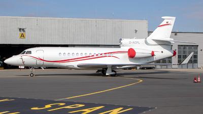 D-ACFL - Dassault Falcon 7X - Air Alsie