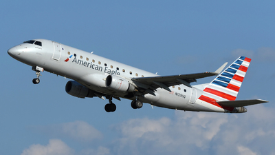 N129HQ - Embraer 170-200LR - American Eagle (Republic Airways)