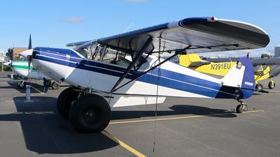 N3650M - Piper PA-12 Super Cruiser - Private