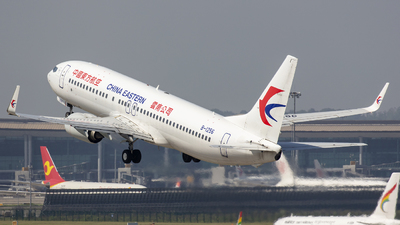 B-1256 - Boeing 737-89P - China Eastern Airlines