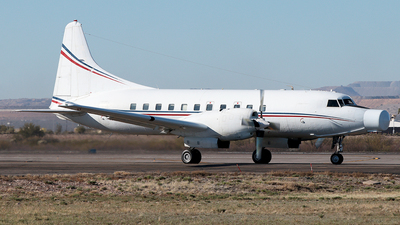 N580HH - Convair CV-580 - Private