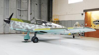 G-ATBG - Nord 1002 Pingouin II - Private
