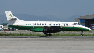 9N-AIB - British Aerospace Jetstream 41 - Yeti Airlines