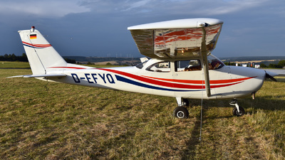 D-EFYQ - Reims-Cessna F172G Skyhawk - Private
