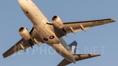 TC-SAG - Boeing 737-73V - AnadoluJet (SunExpress)