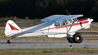 N4070Z - Piper PA-18-150 Super Cub - Private