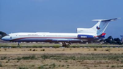 0601 - Tupolev Tu-154B-2 - Czech Republic - Air Force