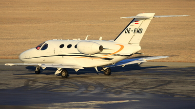 OE-FWD - Cessna 510 Citation Mustang - Private