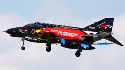 77-8400 - McDonnell Douglas F-4EJ Kai - Japan - Air Self Defence Force (JASDF)