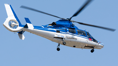 9G-VRA - Eurocopter AS 365N3 Dauphin 2 - Private