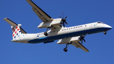 9A-CQC - Bombardier Dash 8-Q402 - Croatia Airlines