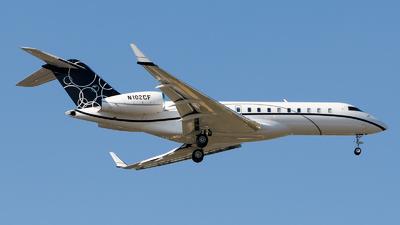 N102CF - Bombardier BD-700-1A10 Global 6000 - Private