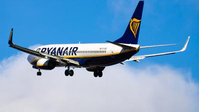 EI-EBZ - Boeing 737-8AS - Ryanair