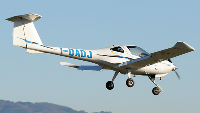 I-DADJ - Diamond DA-20-C1 Eclipse - UrbeAero