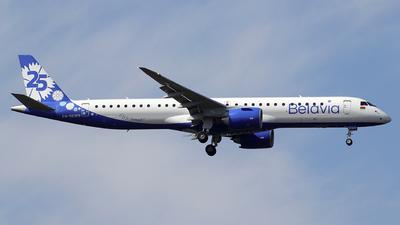 A picture of EW563PO - Embraer E195E2 - Belavia - © Alberto Cucini