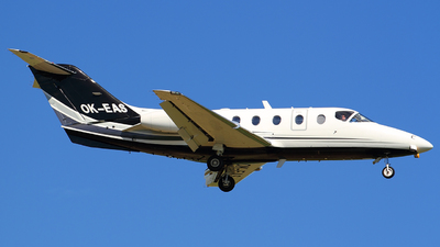OK-EAS - Beechcraft 400A Beechjet - Private