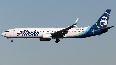 A picture of N280AK - Boeing 737990(ER) - Alaska Airlines - © TOMBARELLI FEDERICO