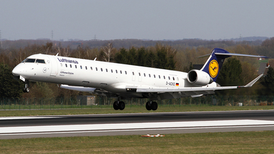 D-ACKE - Bombardier CRJ-900ER - Lufthansa CityLine