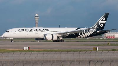 ZK-NZK - Boeing 787-9 Dreamliner - Air New Zealand