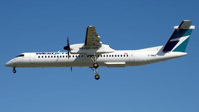 C-GWEF - Bombardier Dash 8-Q400 - WestJet Airlines