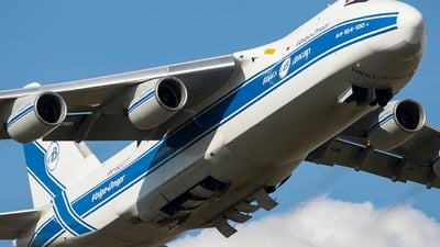 A picture of RA82077 - Antonov An124100 - VolgaDnepr Airlines - © Eric Page Lu