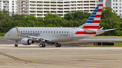 N503SY  - Embraer 170-200LR - American Eagle (SkyWest Airlines)