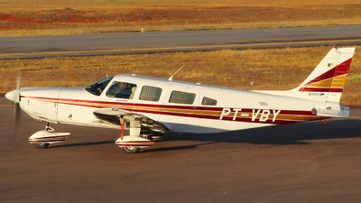 PT-VBY - Embraer EMB-720D Minuano - Private