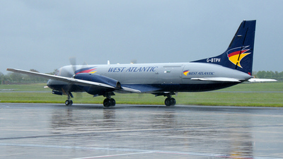 G-BTPH - British Aerospace ATP-F(LFD) - West Atlantic Airlines