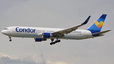D-ABUI - Boeing 767-330(ER) - Condor