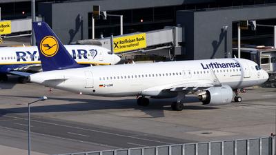 A picture of DAINB - Airbus A320271N - Lufthansa - © Max Hrusa