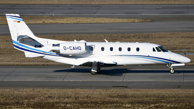 D-CAHO - Cessna 560XL Citation XLS Plus - Air Hamburg