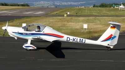 D-KLMJ - Diamond Aircraft HK36 Super Dimona - Private