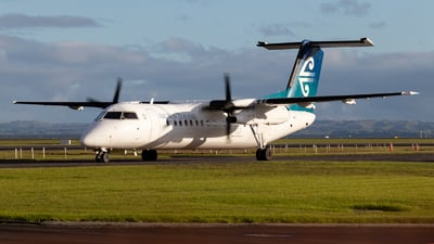 ZK-NEF - Bombardier Dash 8-Q311 - Air New Zealand