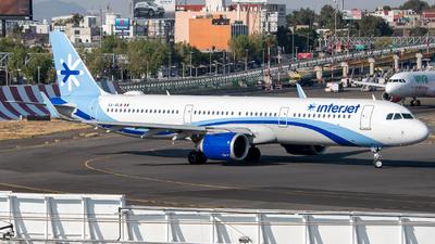 XA-RLM - Airbus A321-251N - Interjet