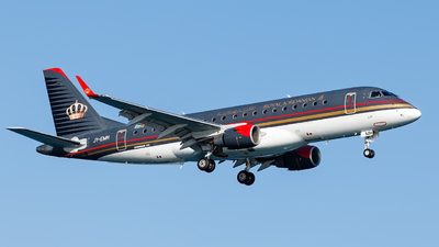JY-EMH - Embraer 170-200LR - Royal Jordanian