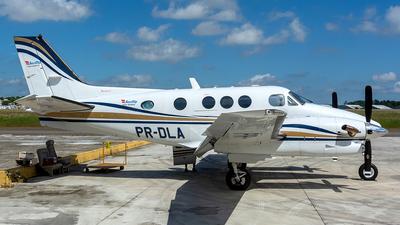 PR-DLA - Beechcraft C90A King Air - Aerotop