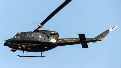 BH298 - Bell 212 - Bangladesh - Air Force