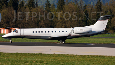 F-HFKD - Embraer ERJ-135BJ Legacy - Private