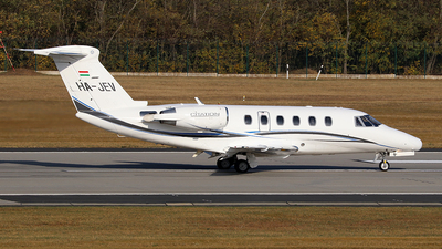 HA-JEV - Cessna 650 Citation III - Jetstream Air